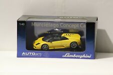1/43  Autoart #54551 Lamborghini Murcielago Concept Car w Free ship!