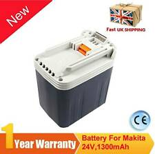 24Volt 1.3AH Ni-Cd Slide Style Battery for MAKITA BH2420 BH2430 BH2433 2417 24