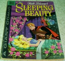 Walt Disney's Sleeping Beauty 1, (FN 6.0) 1959, 100 pages! 40% off Guide!