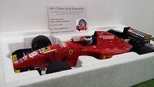 F1 FERRARI 412 T2 #28 BERGER 1995 au 1/18 MINICHAMPS 180950028 formule 1 voiture