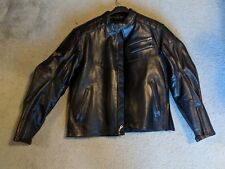 Victory motorcycle mens Ignite leather jacket Large