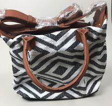 Rachel Zoe Box of Style Tribe Alive Bag Purse Custom Carryall $238 - NWT