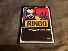 Dvd Ringo & His new all-Starr band  sealed