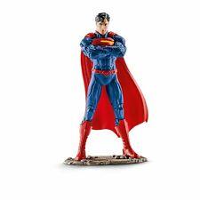 """#dc Schleich /""""Superman 22505 NUOVO IN SCATOLA ORIGINALE-MINT IN BOX!!! si inginocchia/"""""""