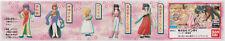 "New Bandai ""Sakura Wars"" Hgif Gashapon Complete 5 pc.Set *Usa Seller*"
