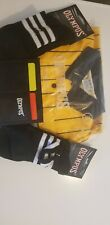 Soccer Referee Jersey Xl With Socks And Referee Cards