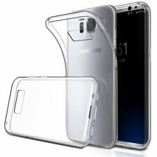 CoverKingz Samsung Galaxy S8 Hülle soft case ultra-slim 0,8mm Transparent Cover