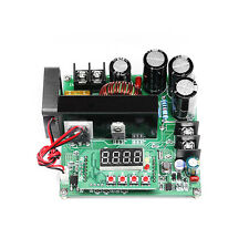 10V-120V Step-up Power Module LED Digital  Boost Converter H6X6 With Auto Switch