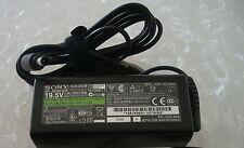 OEM Sony Vaio SVE SVS SVT Series Laptop VGP-AC19v43 19.5V 3.3a 65W Charger+Cord