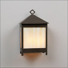 Large Mission style Wall Sconce 2 Light Mission 60 Watts in Dark Bronze C53279 & Style Wall Sconce Wall Lighting Fixtures | eBay