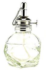 Alcohol Lamp Glass Angled Adjustable Flame Spirit Polisher Tool Burner Prepper
