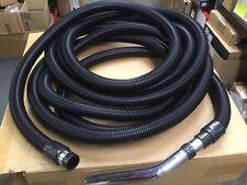 30' Central Vacuum Garage Kit Hose Tools Accessories