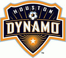 Houston Dynamo 4 Inch MLS Color Die-Cut Decal / Sticker *Free Shipping