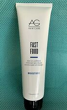 AG HAIR CARE Fast Food Leave on condition MOISTURE 6oz New Sealed FREE SHIPPING