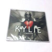Kylie Minogue CD Single Timebomb Enhanced Ltd. Ed (5000) SEALED/NEW!