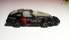 Vtg 1984 Matchbox Nissan Datsun 280ZX Post-Apocalyptic Style Flash Force 2000