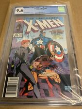 Uncanny X-Men #268 Newsstand CGC 9.6 (Marvel 9/90) Classic Jim Lee Cover!!!!!!!!
