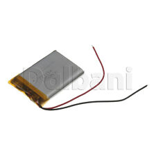 New 3.7V 1250mAh Internal Li-ion Polymer Built-in Battery 48x36x7mm 29-16-0862