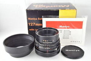 [N MINT in Box] Mamiya Sekor C 127mm f3.8 MF Lens for RB67 Pro S SD From JAPAN