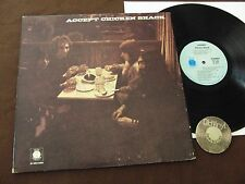 LP Chicken Shack Accept Chicken Shack USA 1970 Signed by 4 Members Foc. Co. | M-