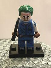 "Custom DC Comic Lego Minifigure The Joker ""Death Of The Family"", New"