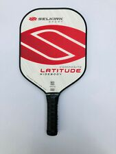 Selkirk Sport Pickleball Paddles Latitude Red Force Factory 2nd