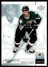2002-03 Upper Deck Mask Collection Marty Turco Bill Guerin #29