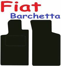 Fiat Barchetta Left Hand Drive DELUXE QUALITY Tailored mats 1995 1996 1997 1998