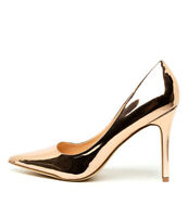New Verali Harold Rose Gold Mirro Womens Shoes Dress Shoes Heeled