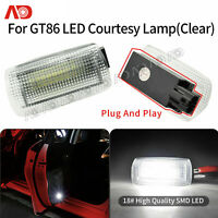 2X OE-Replace 18-SMD Full LED Side Door Courtesy Lights Assy For Lexus or Toyota