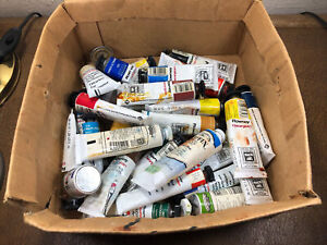 Collection Of Rowney / Winsor And Newton Paints