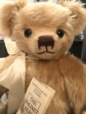 "Merrythought of England - 17"" Long Camel Mohair Bear, England"