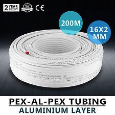 200M Pex-Al-Pex  Pipe Radiant Floor Heat Piping Aluminum Layer Plumbing
