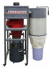 Acecrew Cyclone Dust Collector 15hp 120vac 6 Inlet 2 Year Warranty Ac 100