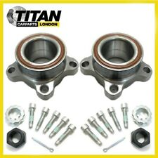 2X FRONT WHEEL BEARING FITS FOR FORD TRANSIT MK6 2000-06 2.0 2.4 1201300