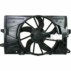 New FO3115174 Cooling Fan Assembly for Ford Taurus 2008-2012