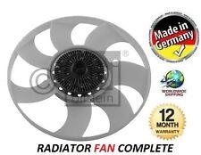 FOR FORD TRANSIT 2.2 2.4 TDCi 2006--> NEW VISCUSS RADIATOR FAN 1695329