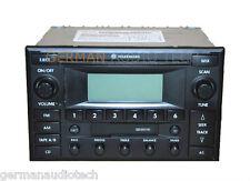 VOLKSWAGEN VW PREMIUM 6 CD PLAYER RADIO JETTA PASSAT GOLF GTi 2001 2002 2003 04