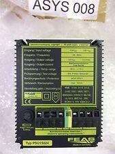 FEAS POWER SUPPLY PSU 150 24  24VDC  5A       ASYS008