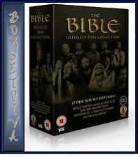 THE BIBLE - COMPLETE BIBLE BOXSET **BRAND NEW DVD BOXSET* **