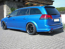 VAUXHALL VECTRA C ESTATE SPOILER OPC LOOK