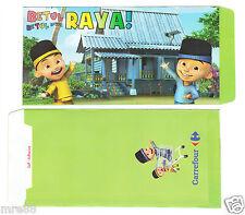MRE * 2012 Carrefour Sampul Duit Raya / Green Packet #9