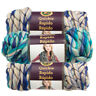 3pk Lion Brand Quickie Acrylic Blend Yarn Super Bulky #6 Knitting Crochet Skeins