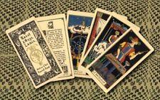 Tarot d'Argolance - Édition signée/numérotée - 22 + 2 cartes de présentation