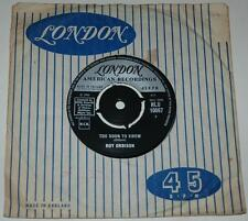 ROY ORBISON, TOO SOON TO KNOW*YOU'LL NEVER BE 16 AGAIN, 1966 LONDON 10067, MINT-