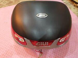 GIVI Maxia 3 E55N Black Monokey Top Box