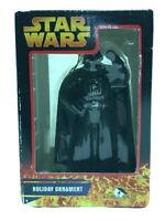 Star Wars Darth Vader Holiday Ornament Kurt S Adler Ceramic Christmas Tree Decor