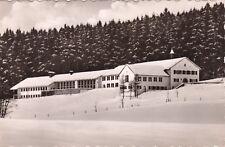 Isny im Allgäu , Sportsanatorium - Kuranstalt , Ansichtskarte, gelaufen