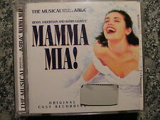 CD Mamma Mia / Musical – Musical by ABBA Benny Andersson and Björn Ulvaeus