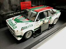 1/18 FIAT 131 ABARTH Portugal Rally #9 KYOSHO 08371B Rare Diecast Car Ralley